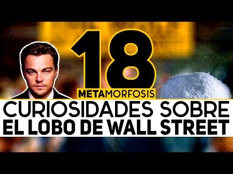 18 CURIOSIDADES SOBRE EL LOBO DE WALL STREET