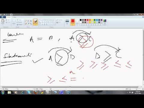 IBPS PO / CLERK REASONING INEQUALITY EASIEST POSSIBLE WAY FREE CLASSROOM VIDEO PART 3