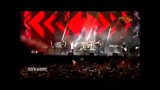 Die Toten Hosen feat. Greg Graffin - Blitzkrieg Bop (Rock Am Ring 2012).wmv