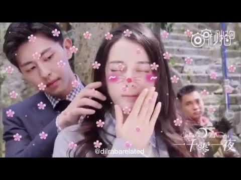 [ Sweet Dream Bts ] [ 一千零一夜 花絮 ] Dilraba X Deng Lun Cut Scene Pt.3