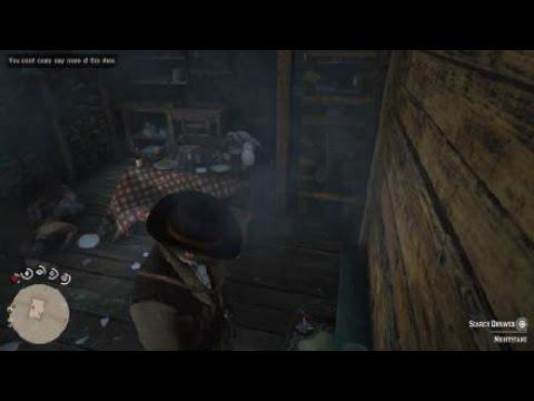 Carte Au Tresor Otis Miller.Red Dead Redemption 2 Collectible Otis Miller And The Black Hearted