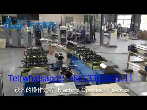 Bike Frame Robotic Welding Robot with Automatic Welding Positioner