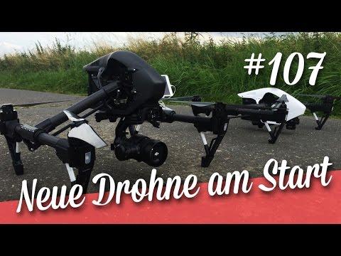 Neue Drohne am Start // deutsch // FHD 60 fps // #107