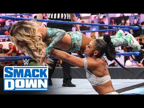 Bianca Belair vs. Carmella: SmackDown, May 28, 2021
