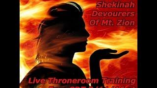 Fire Breathing Love, Shekinah Devourers of Mt. Zion