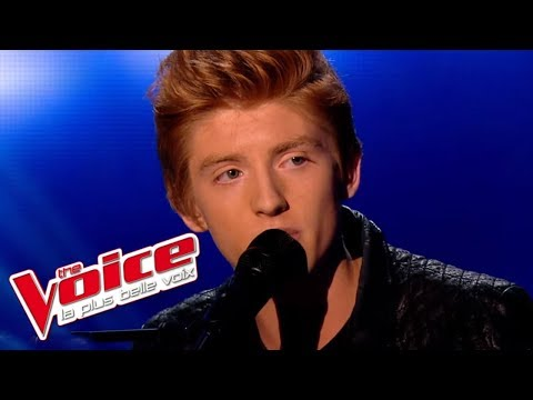 Kavinsky – Nightcall | Elliott Schmitt | The Voice France 2014 | Blind Audition