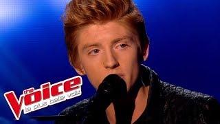 The Voice 2014│Elliott - Nightcall (Kavinsky)│Blind audition