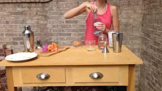 How to Make Quick Grapefruit Margarita