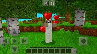How To Breed GRANNY in Minecraft Pocket Edition (GRANNY Breeding Addon)