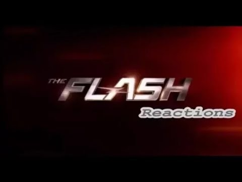 The Flash Reactions 4x11 The Elongated Knight Rises