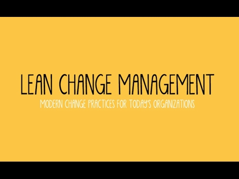 What Is Lean Change Management?