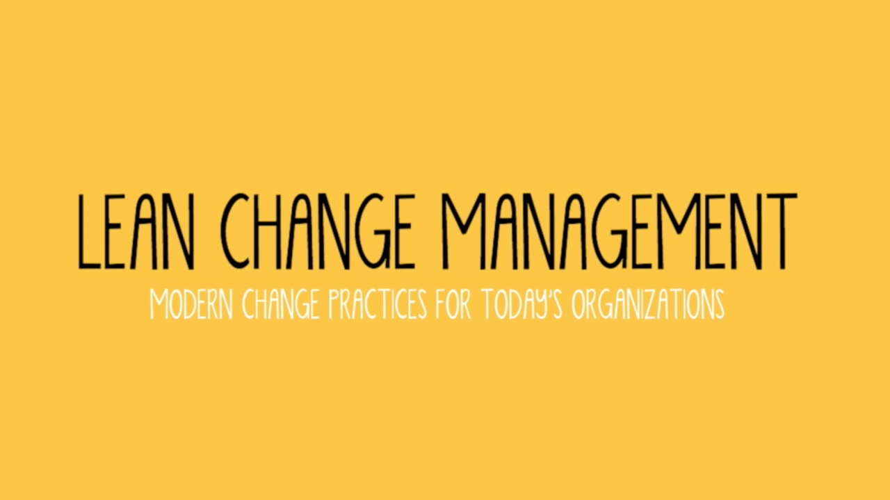 what is change management pdf