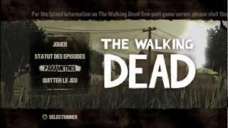 Mettre Le jeu the walking dead en français Tuto