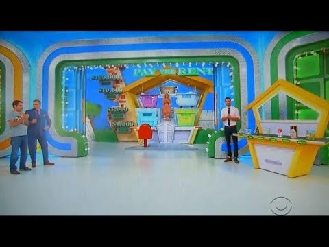 The Price is Right - Pay The Rent - 8/21/2018