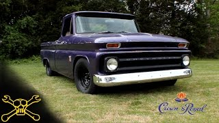 1964 Chevy C10 Shop Truck Build 6 | Crown Spoyal