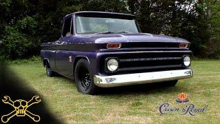 1964 Chevy C10 Shop Truck Build 6 | Crown Spoyal