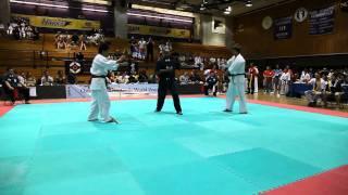 Daniel Milicevic vs I-Shing Wu - All American Open 2011