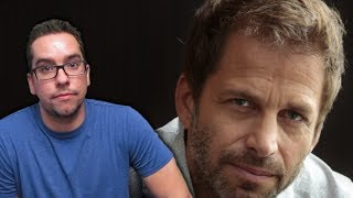 Zack Snyder Stepping Away from Justice League Due to Terrible Family Tragedy