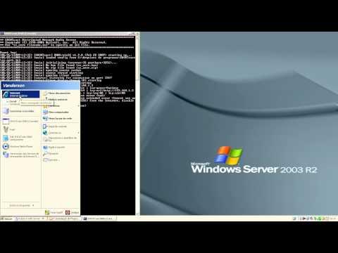 Instalar e configurar o SHOUTcast D.N.A.S Server e o NAT
