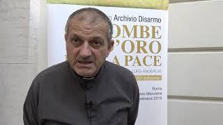 Colomba d'Oro per la pace al sociologo barese Leonardo Palmisano