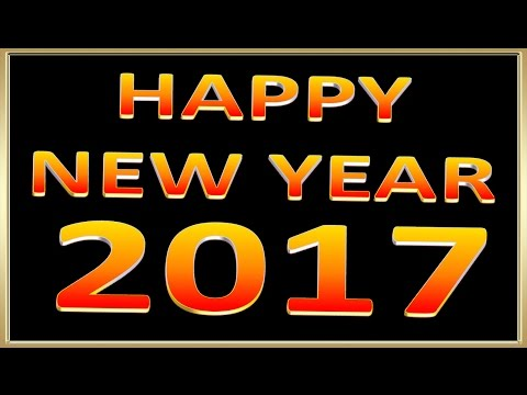 Happy New Year 2017  Greetings, SMS,...