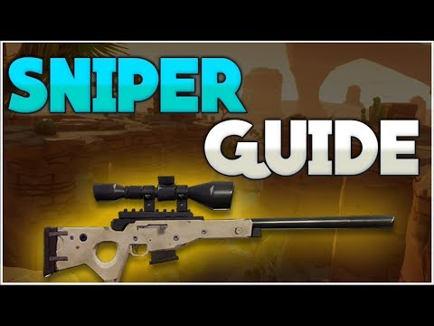 THE ULTIMATE SNIPER GUIDE | Fortnite Battle Royale Sniper Tips and Tricks! | DONT MISS A SHOT!