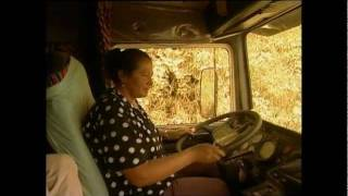 Bolivia's Road of Death - Rita(A 2005 Global Village segment about a woman who made her living driving trucks along a notorious mountain road in Bolivia. Note the video breaks up a little ..., 2011-11-24T11:18:05.000Z)