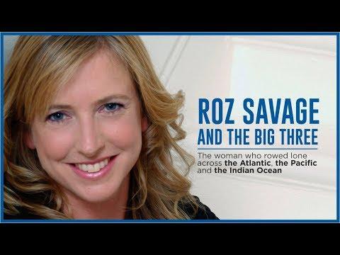 Roz Savage @Algebra