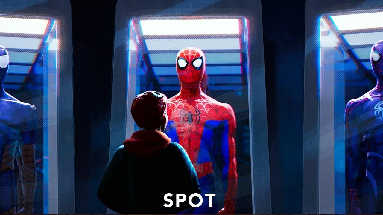 "SPIDER-MAN: A NEW UNIVERSE - Invisible 30"" - Ab 13.12.18 im Kino!"