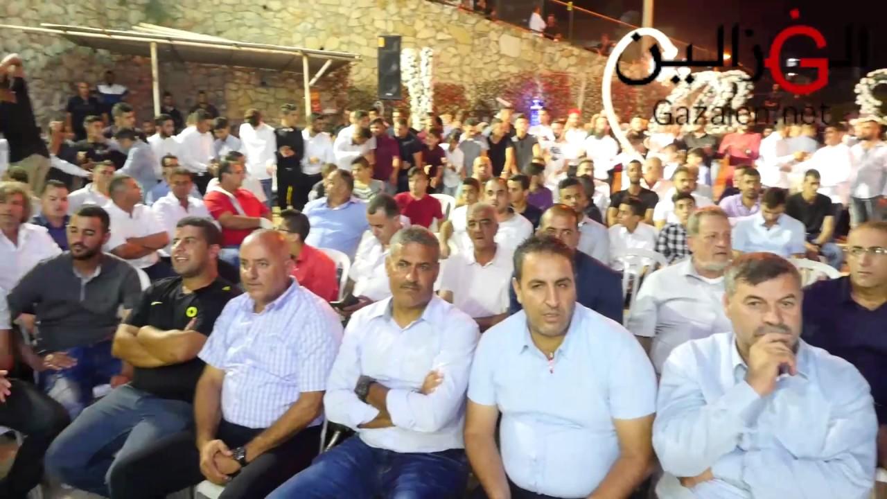 عصام عمر أشرف ابو اليل حفلة ابو سعود البعينه  حفلة موسى