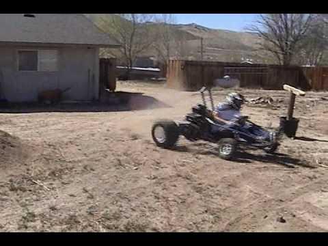 Building the Go-Kart (High School Senior Project Video)