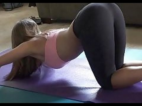 Big Booty Building Home Workout Squats And Hip