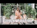 SUNDAY ROUTINE LIVING IN LONDON   Rylie Lane