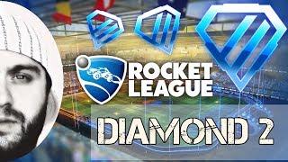 Rocket League : Türkçe - (2v2) Diamond 2 Serisi Efsane Maçlar || & MysTT