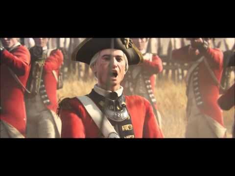 Assassin's Creed 3 Trailer with They Hit Without Warning [SICK]