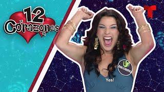 12 Hearts💕: 70s Roller Disco Special! | Full Episode | Telemundo English