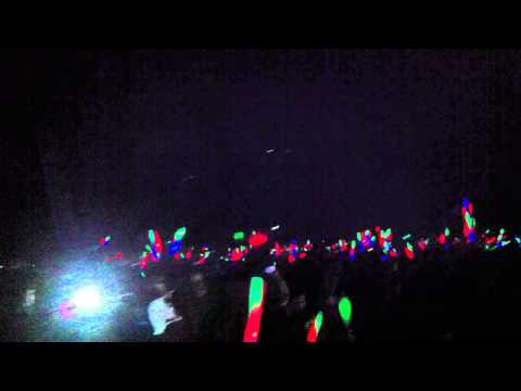 Dash Berlin ft. Band Of Horses - The Funeral : Live Sydney June 2013  #musicislife tour