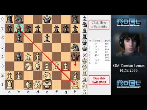 Play Aggressive Chess like a Grandmaster - GM Damian Lemos (EMPIRE CHESS)