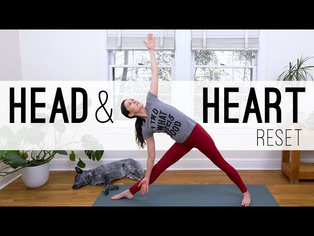Head & Heart Reset  |  Yoga With Adriene