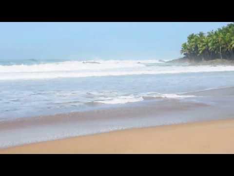 Axim Beach in Ghana