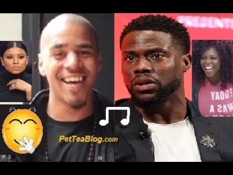 J Cole named a Song after Kevin Hart about Side Chicks 🤣 #KOD