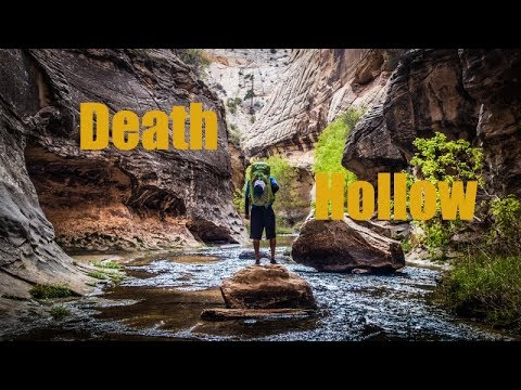 Death Hollow - A 3 Day Backpacking Trip | Escalante, Utah