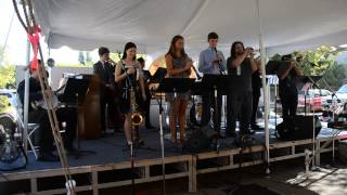 2014 hot jazz jubilee river city swingers monday performance combo Jump Jive and Wail