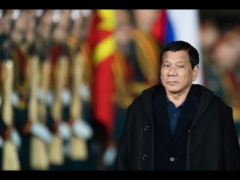 OBAMA Pushed The Philippines Into The Hands Of RUSSIA And CHINA - President Rodrigo Duterte