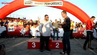 The Winners of SP Circuit Launch - Drift Show