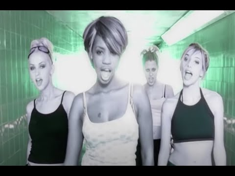 All Saints - I Know Where It's At (Official Music Video)