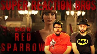 SRB Reacts to Red Sparrow Official Trailer