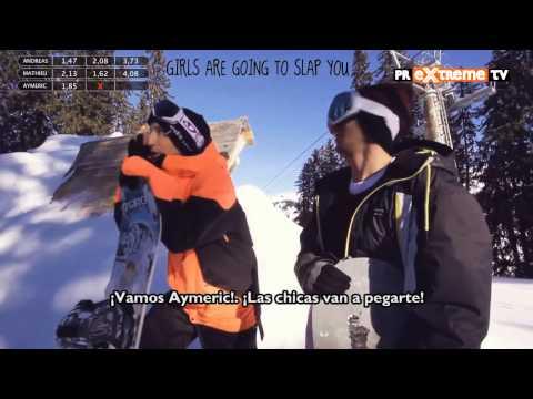 Jokers 2013  Webisode 5  Slaps & Balls  c traduccion español  Protest  PRExtreme TV