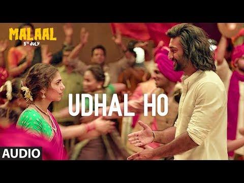 Udhal Ho Full Audio | Malaal | Sanjay Leela Bhansali | Sharmin Segal | Meezaan  | Adarsh Shinde