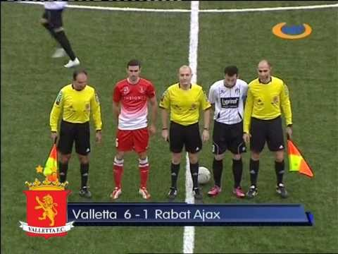 Valletta vs Rabat - 26.01.2014